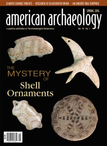 American Archaeology Magazine, Spring 2014 Issue