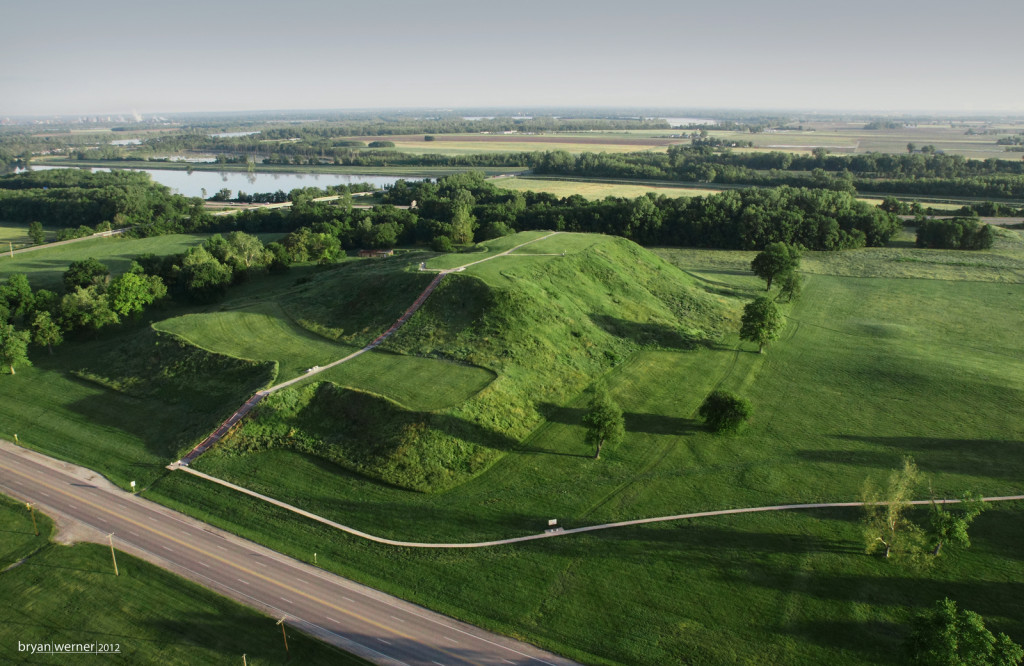 Monks Mound, Bryan Werner