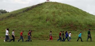 Poverty Point State Historic Site. UNESCO