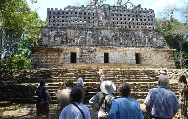Chiapas - Maya Ruin