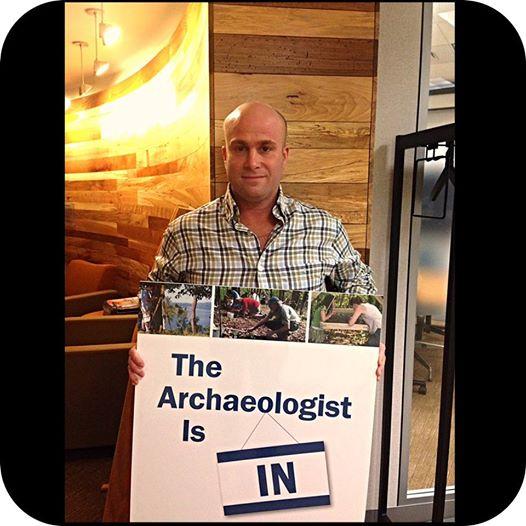 Dr. Jess Robinson Vermont Archaeologist