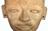 Stone mask of Ancient City of Teotihuacan, Mexico. Courtesy Smithsonian