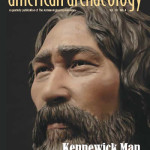 COVER: Scientists who have studied the 8,500-year-old skeleton known as Kennewick Man have come to a number of conclusions about him. This sculpted bust, for example, is their interpretation of what he looked like.