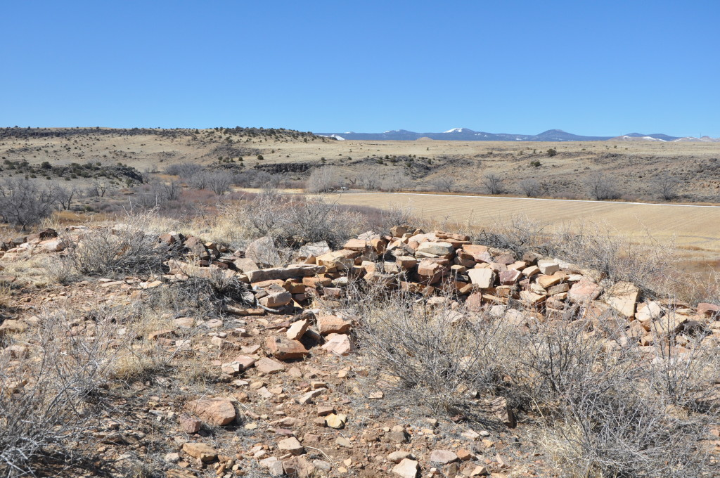 The Hooper Ranch and Danson Pueblo Archaeological Preserve, Arizona