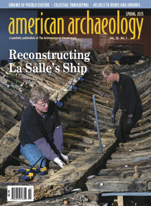 Viva La Belle: Reconstructing La Salle's Ship.