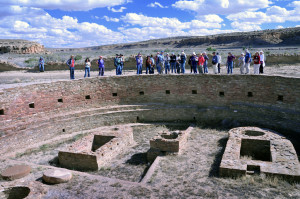 TOUR | Chaco Canyon in Depth @ Chaco Canyon, New Mexico | Ohio | United States