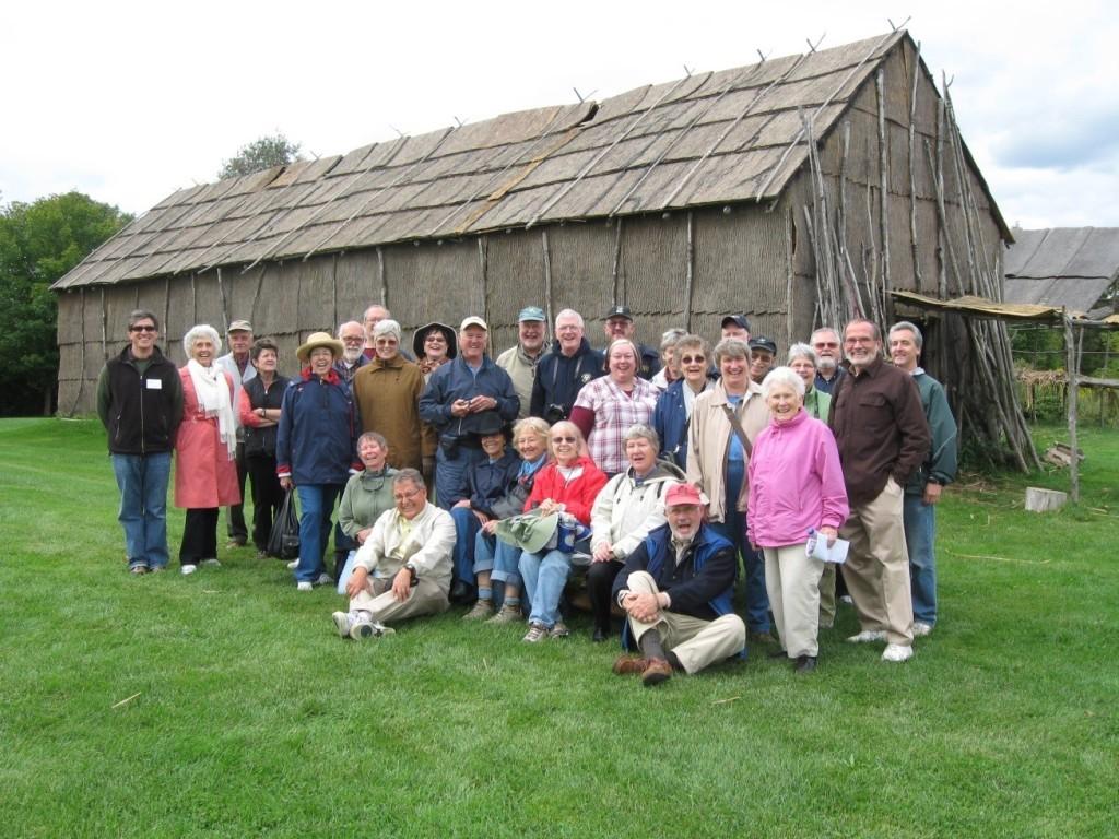iroquoia tour group photo 2010