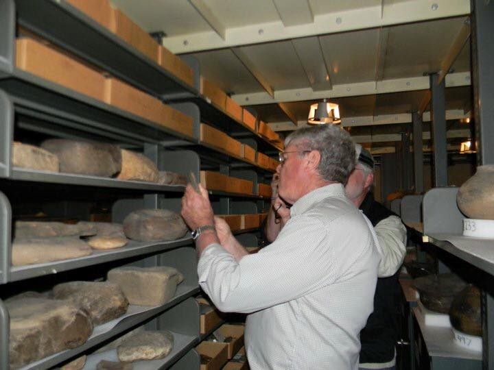 Touring the Collections with Doc.