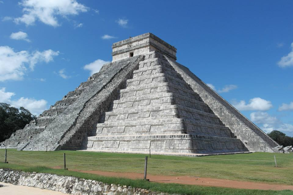 El Castillo at Chichén Itzá