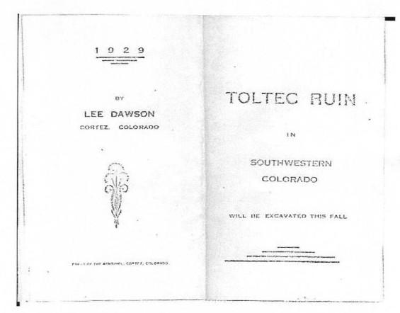 toltec mounds book
