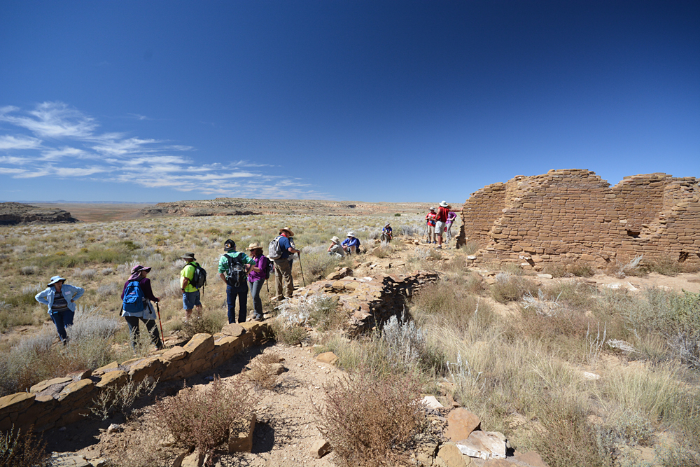 hike to Pueblo Alto
