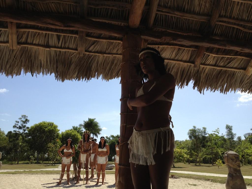 Bariay Key villager