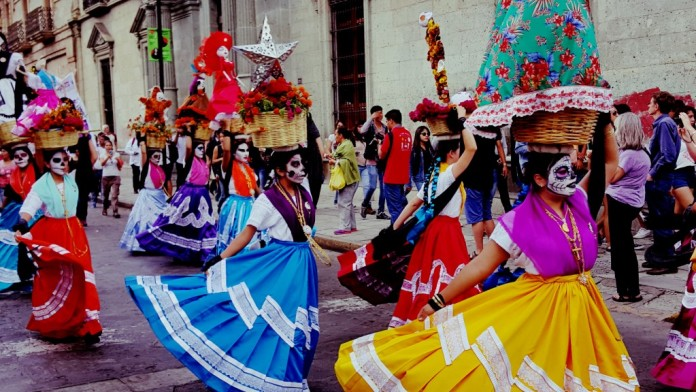 Street Parade, Oaxaca City