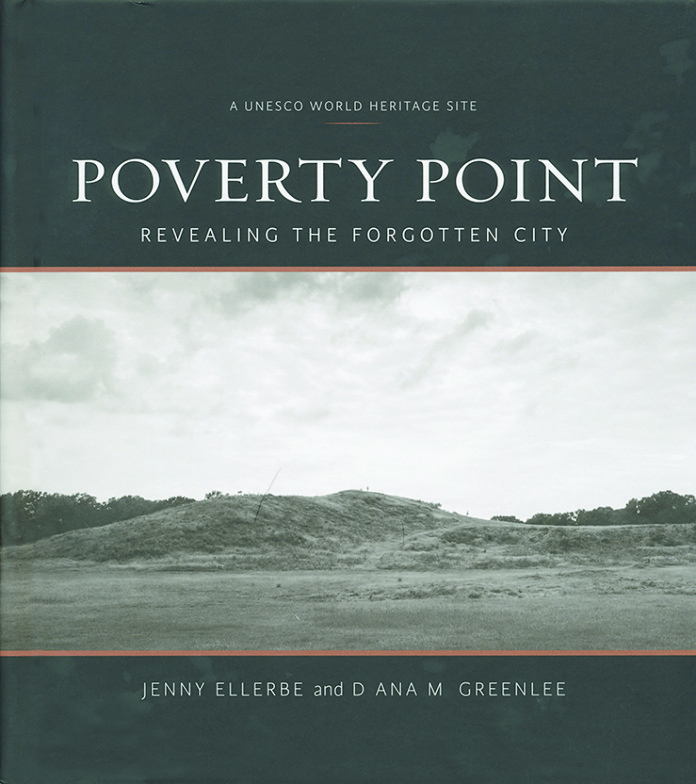 Poverty Point: Revealing the Forgotten City, Book Cover.