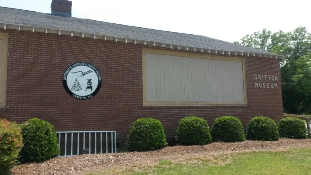 The Historic Museum and Indian Village of Grifton.