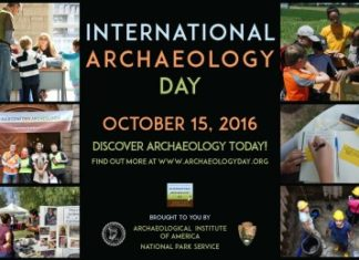 International Archaeology Day 2016