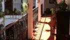 Sunlit Patio, Hotel Santo Tomas, Chichicastenango