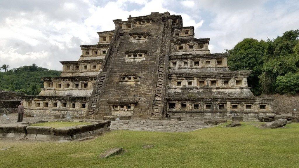 El Tajin was a Totonac capital occupied between AD 500 and 1200.
